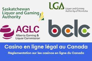 Casino en ligne du Canada